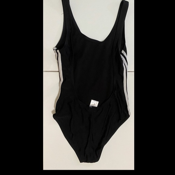 Backless Adidas Swimsuit